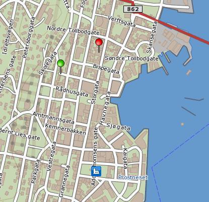 kart over tromsø Kart/Adkomst   Odd Fellow kart over tromsø