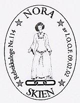 Rebekkaloge nr. 114 Nora