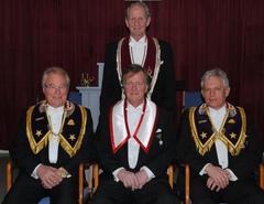 Fra tildeling av 25 års Veteranjuvel 9. mars 2010
