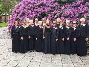 Koret deltok på sangerstevne i Stavanger i juni 2019.